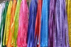 kolorowi bransoletka faborki Zdjęcia Royalty Free