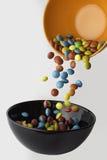 Kolorowi cukierki Obraz Royalty Free
