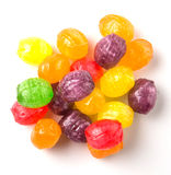 Kolorowi cukierki VI Zdjęcia Royalty Free