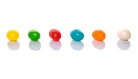 Kolorowi cukierki VII Zdjęcia Stock