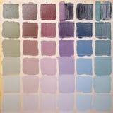 Kolorowi kwadraty - grunge tło Obraz Royalty Free