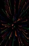 Kolorowi Lekcy Squiggles Fotografia Royalty Free