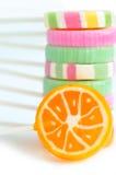 Kolorowi lollypops Obraz Stock