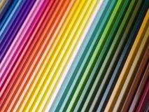 kolorowi ołówki Obrazy Stock