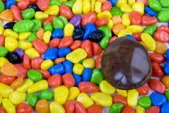 Kolorowi otoczaki   Zdjęcia Stock