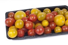 kolorowi pomidory Obrazy Stock