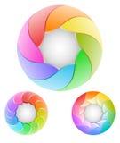 Kolorowi projektów elementy ilustracji