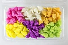 Kolorowi Tajlandzcy desery Obraz Royalty Free