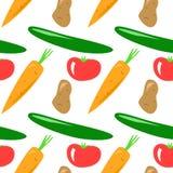 kolorowi warzywa Zdjęcie Stock
