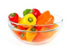 Kolorowi warzywa Obrazy Royalty Free