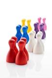 kolorowi workgroups obrazy royalty free