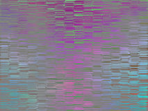 Kolorowy Abstrakcjonistyczny czerwony błękit płytek malować Zdjęcie Royalty Free