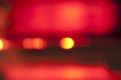 Kolorowy abstrakcjonistyczny czerwony rozmyty tło zdjęcia stock