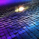 Kolorowy abstrakcjonistyczny sześcianu backgroun Obraz Stock