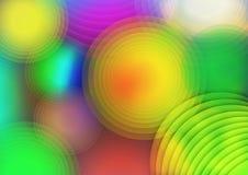 Kolorowy abstrakcjonistyczny tło. obraz royalty free