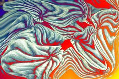 Kolorowy abstrakcjonistyczny tło dla graficznego projekta zdjęcia royalty free