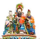 kolorowy bóg Oriental Zdjęcie Stock