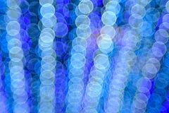 Kolorowy bąbla bokeh tło Obraz Stock