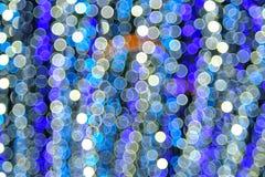 Kolorowy bąbla bokeh tło Zdjęcia Royalty Free