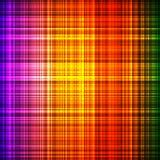 Kolorowy błyszczący kolorowy sprawdzać tło Obraz Royalty Free