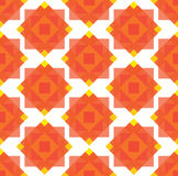 Kolorowy bezszwowy tło wzoru ornament Nowożytna elegancka wielostrzałowa tekstura Obraz Stock
