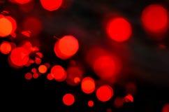 Kolorowy bokeh światła tło Fotografia Stock