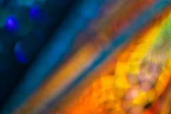 Kolorowy bokeh Obraz Stock