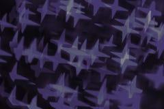 Kolorowy bokeh ultrafioletowy Zdjęcia Royalty Free