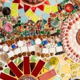 Kolorowy ceramiczny Zdjęcie Stock