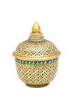 Kolorowy ceramiczny artykuły obrazy royalty free