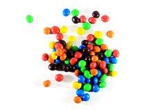 Kolorowy cukierek Obrazy Royalty Free