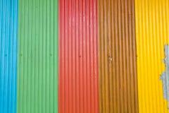 Kolorowy cynk Obrazy Stock
