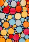 Kolorowy 3d okrąg Zdjęcie Royalty Free
