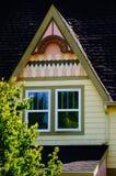 Kolorowy dom Obrazy Royalty Free