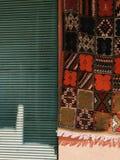 KOLOROWY dywan W MARRAKESH obraz royalty free