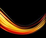 Kolorowy elegancki abstrakcjonistyczny tło Fotografia Stock