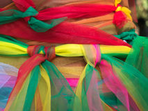 Kolorowy faborek dla ono modli się Fotografia Royalty Free