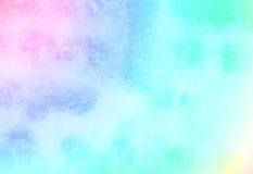 Kolorowy fantazja lód Obraz Royalty Free