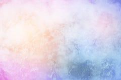 Kolorowy fantazja lód Zdjęcia Stock