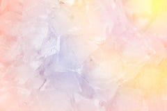 Kolorowy fantazja lód Obrazy Royalty Free