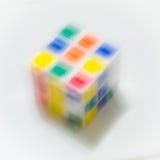 Kolorowy fo kubiczny obraz stock