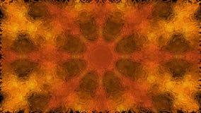 kolorowy fractal tła royalty ilustracja