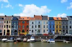 Kolorowy Gent Fotografia Stock