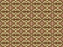 Kolorowy Geometryczny ornamentu wzór Obrazy Royalty Free