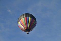 Kolorowy gorące powietrze balonu tło Fotografia Stock