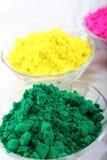 Kolorowy gulal w szklanym pucharze Obraz Royalty Free