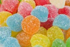 kolorowy Gumowaty cukierek fotografia stock