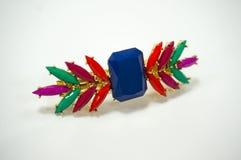 Kolorowy Hairpin Zdjęcia Stock