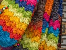 Kolorowy handicraf Obraz Stock