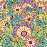 Kolorowy jak wzór ilustracji